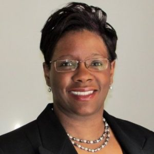 Geanine Howard-Peebles of The Olympia Services Team